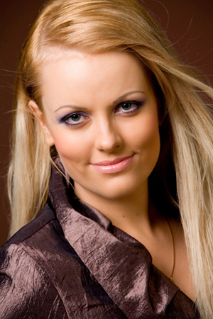 Soprano Maria Veretenina